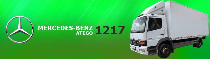 Mercedes Atego - 1217