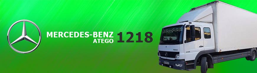 Mercedes Atego - 1218