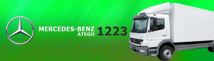 Mercedes atego - 1223