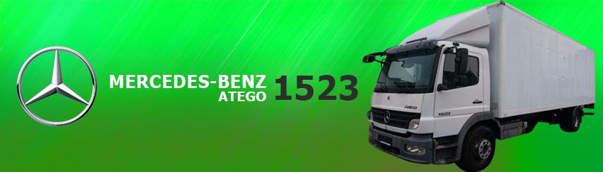Mercedes Atego - 1523
