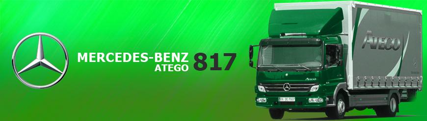Mercedes Atego - 817