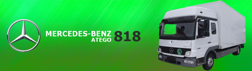 Mercedes Atego - 818