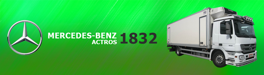 Actros - 1832