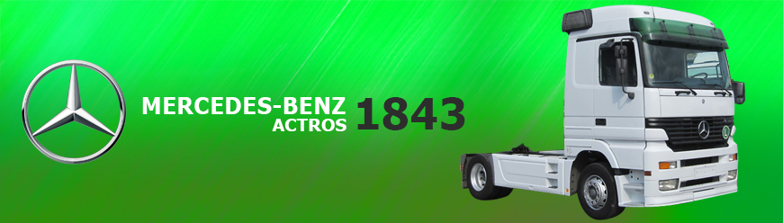 Actros - 1843