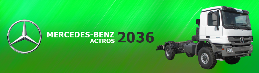 Actros - 2036