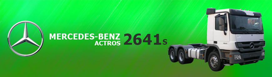 Actros - 2641S