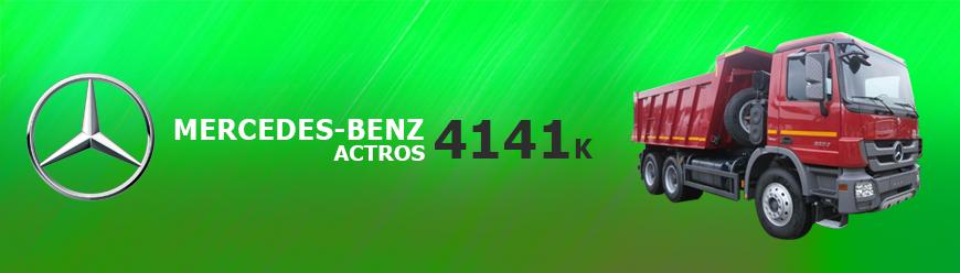 Actros - 4141 K
