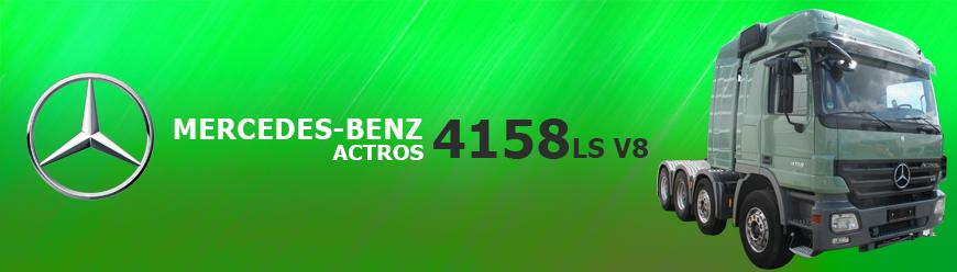 Actros - 4158 LS V8