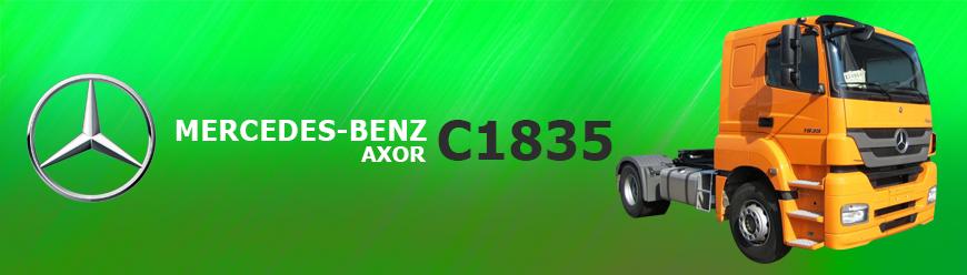 Mercedes Axor - C 1835