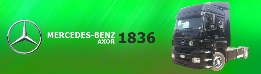 Mercedes Axor - 1836