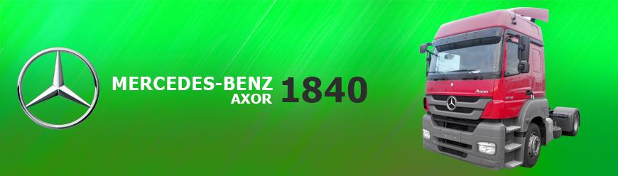 Mercedes Axor - 1840