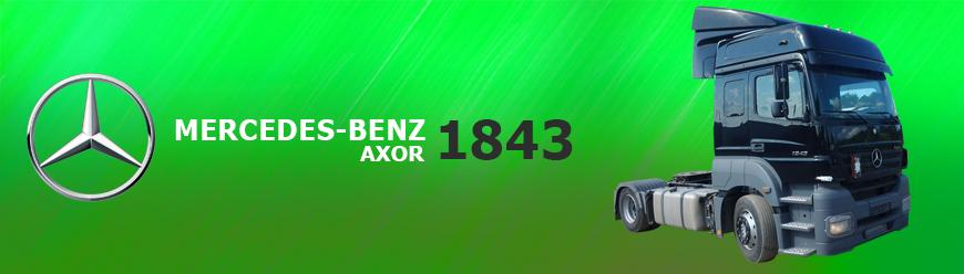 Mercedes Axor - 1843