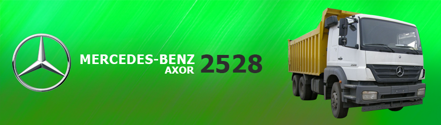 Mercedes Axor - 2528