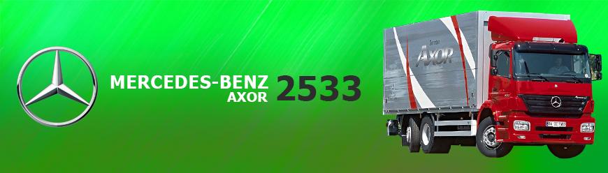 Mercedes Axor - 2533