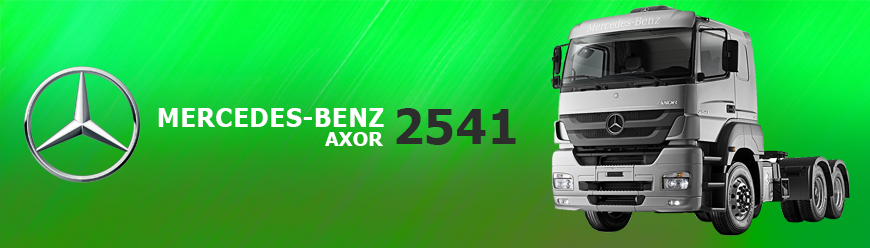 Mercedes Axor - 2541