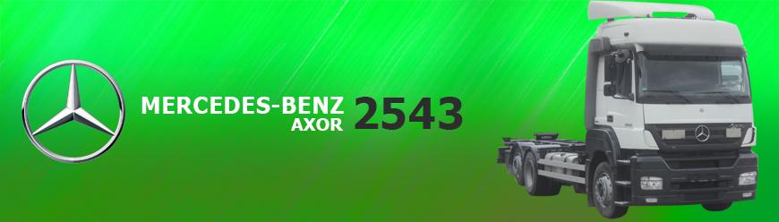 Mercedes Axor - 2543