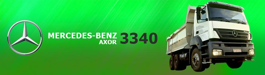 Mercedes Axor - 3340