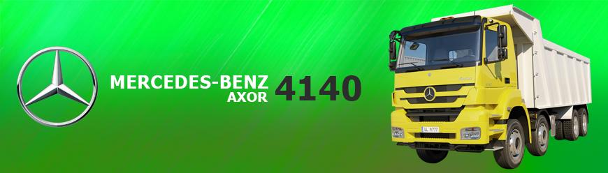 Mercedes Axor - 4140