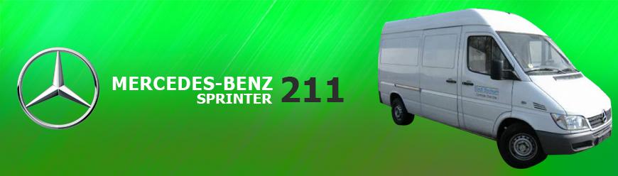Mercedes Sprinter - 211