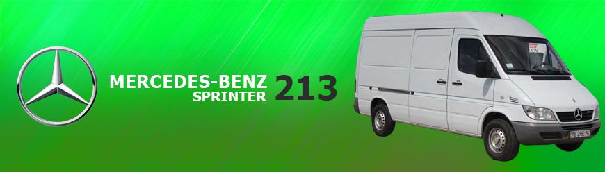 MERCEDES - SPRINTER - 213