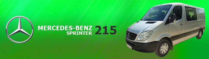 Mercedes Sprinter - 215