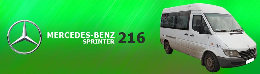 Mercedes Sprinter  - 216