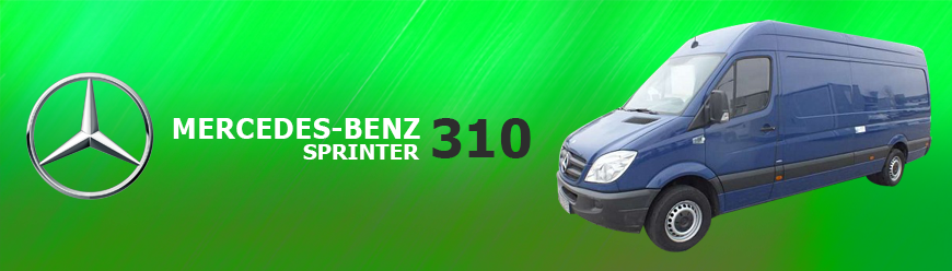 Mercedes Sprinter  - 310
