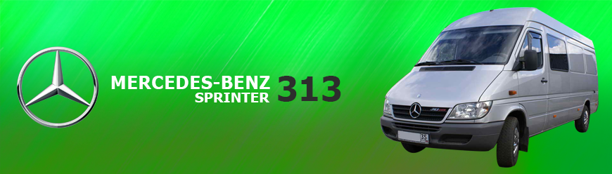 Mercedes Sprinter - 313