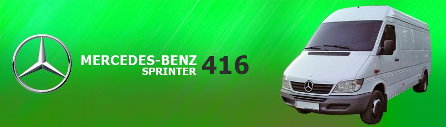 Mercedes Sprinter - 416