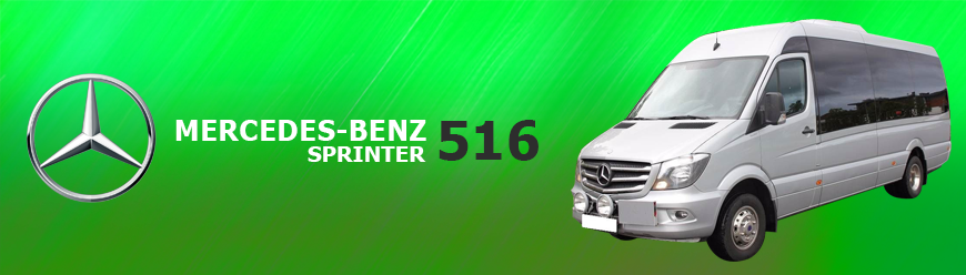 Mercedes Sprinter - 516