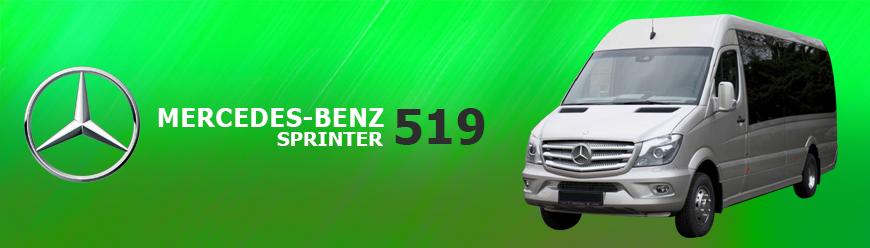 Mercedes Sprinter - 519