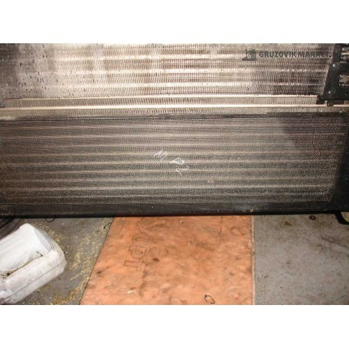 защита радиатора низ MP2 A9305000117