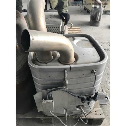 глушитель(уменьшающий кат.) ЕВРО 5 A0044905514