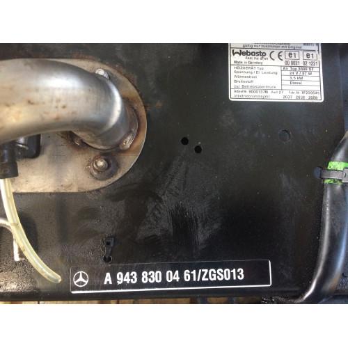 автономка (автономный отопитель) MP2 A9438300461