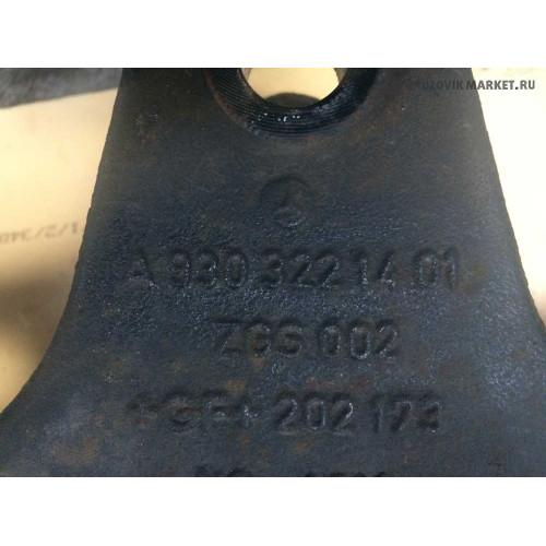 кронштеин тяги пер подв MP2 A9303221301/1401