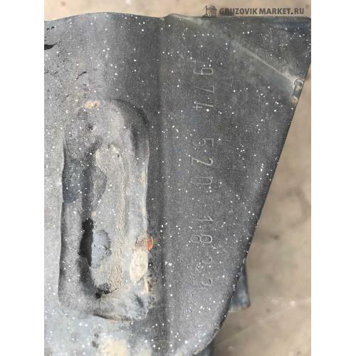 кранштеин задних брызговиков A9745201829