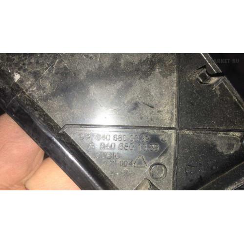 декаративная накладка без корректора A9406800339