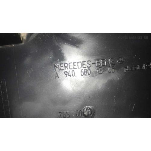 накладка на торпеда вверх R A9406801306
