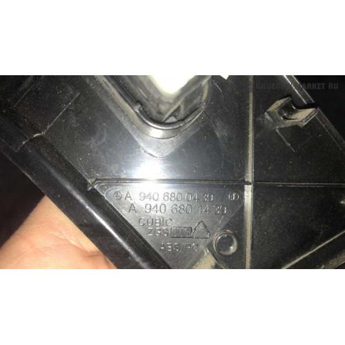 декаративная накладка c корректорoм A9406800439