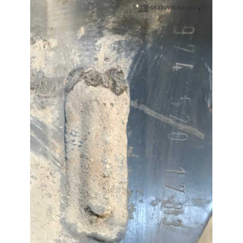 кранштеин задних брызговиков А9745201733