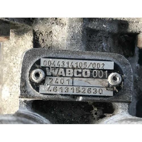 главный тормозной кран А0044314105