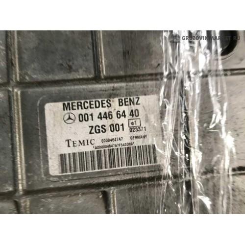 блок управление двгателем MR  ошибка 4906 A0014466440
