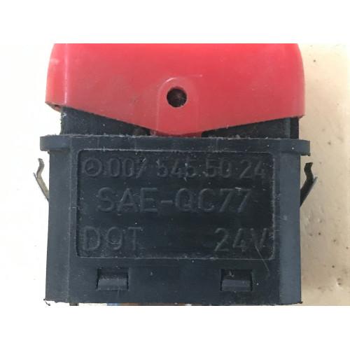 кнопка аварийного сигнала A0075455024