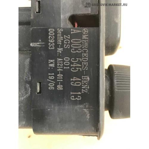 блок кнопок А0035454913