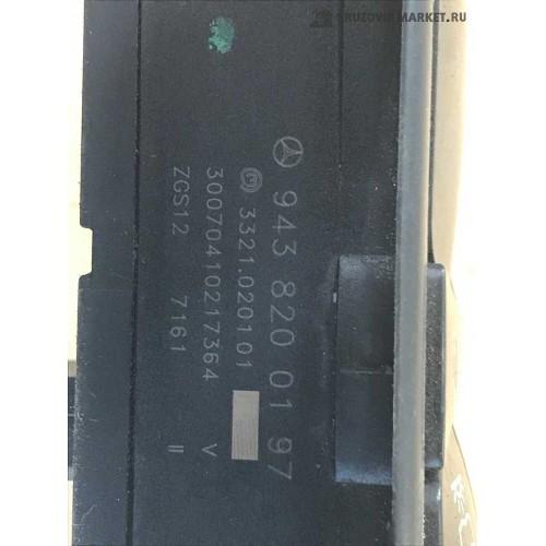 блок кнопок MP2 А9438200197