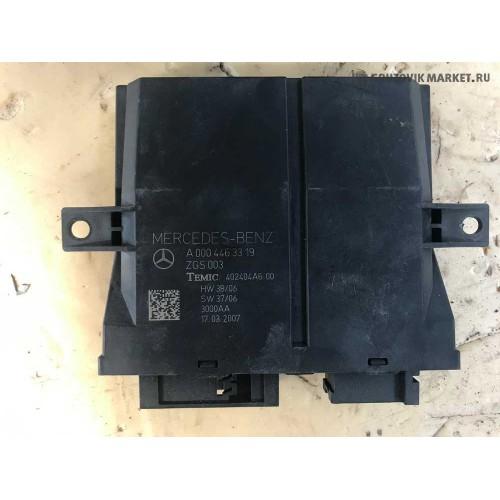 блок управление стеклоподъемником MP2 A0004463319