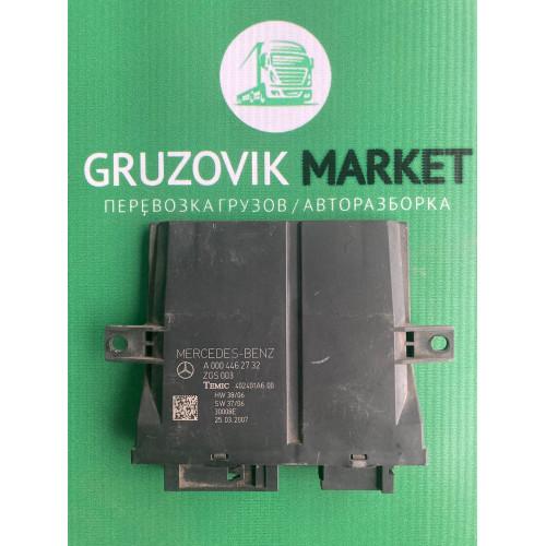 блок управление стеклоподъемником MP2 A0004462732