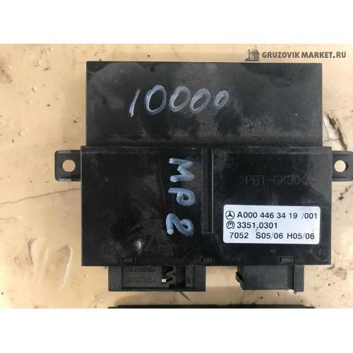 блок управление стеклоподъемником MP2 A0004463419