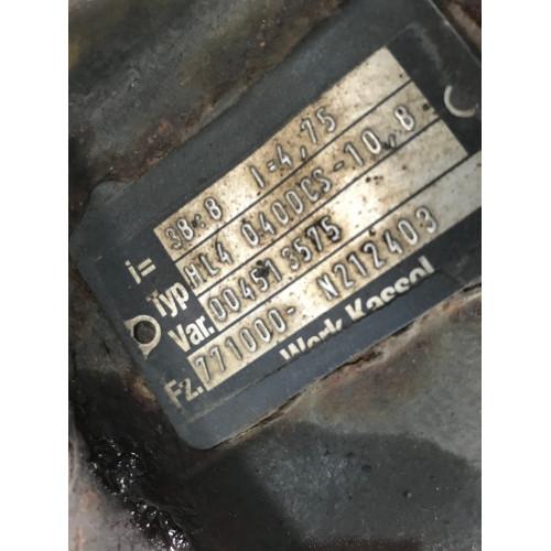 редуктор заднего моста 004513575
