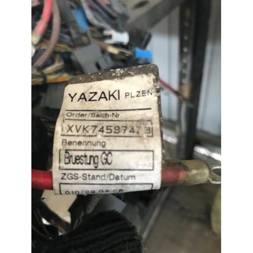 жгут кабины atego2 XVK74597479